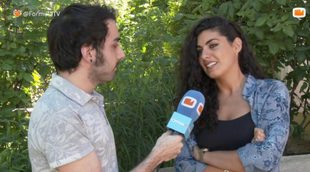 """Nya de la Rubia: """"La televisión estereotipa a los gitanos, 'Mar de plástico' no lo hace"""""""