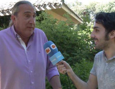 Jorge Redondo, productor ejecutivo de 'Mar de plástico', revela las causas de la salida de Jesús Castro