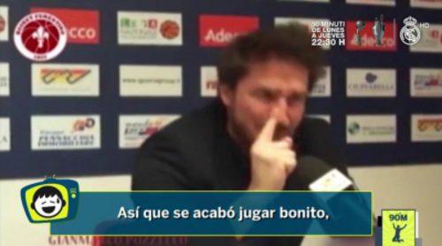 """Italia ('90 Minuti'): """"España nos va a dar más meneo que una Baticao"""""""