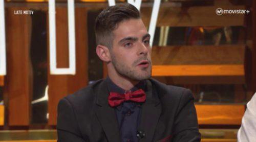 """El árbitro Jesús Tomillero la lía en 'Late motiv': """"El 99,9% del Partido Popular son gays"""""""