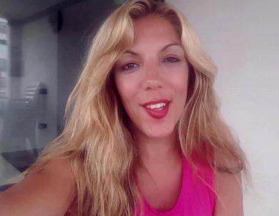 Rebeca Pous manda un mensaje especial a los usuarios de FormulaTV.com
