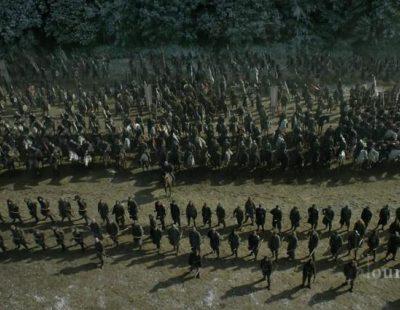 'Juego de Tronos' 6x09: Así se rodó la impresionante batalla de los bastardos