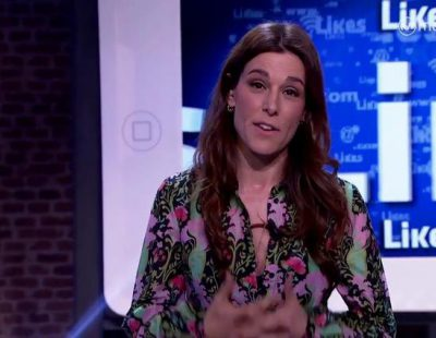 Raquel Sánchez Silva dedica las sonrisas de 'Likes' a Elena Sánchez