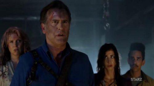 Starz lanza el primer teaser de la segunda temporada de 'Ash vs Evil Dead'