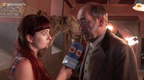 """Tomás del Estal ('Víctor Ros'): """"Fue sorpresa que pasara tiempo entre temporadas. Pensábamos que podía haber continuado"""""""