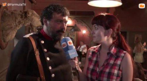 """Paco Tous ('Víctor Ros'): """"Nadie tiene la clave de qué acierta. Creo que esta serie tiene condimentos para que guste"""""""
