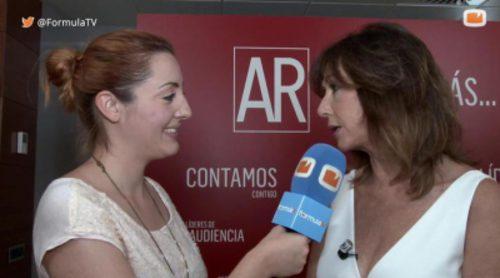 Rosa Benito, ¿de 'Sálvame' a 'AR'? Ana Rosa opina