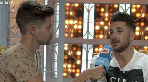 """Hugo ('MYHYV') a Maite Galdeano: """"Tienes que dejar que tu hija tome sus propias decisiones"""""""