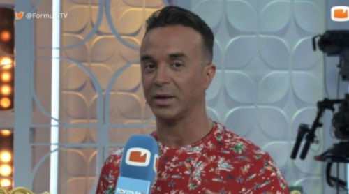 """Luis Rollán: """"El año que viene espero poder saltar del helicóptero de 'Supervivientes' o vivir en la casa de Guadalix"""""""