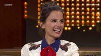 Elena Anaya desvela en 'Late Motiv' qué le une a Bryan Cranston ('Breaking Bad')