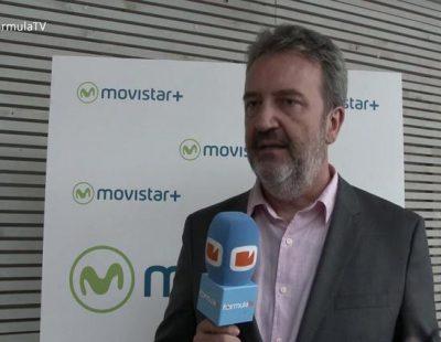 """Felipe Pontón: """"Va a haber al menos dos series más en Movistar+ antes de acabar el año"""""""