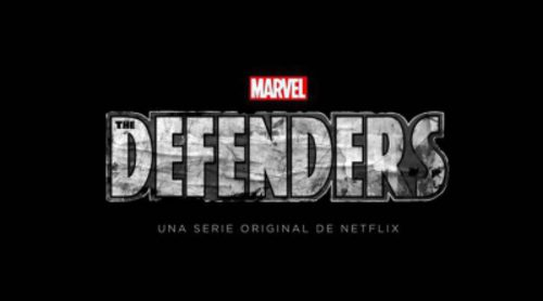 Netflix revela el logo de 'The Defenders' en su primer teaser