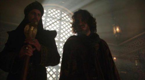 Primer avance con Aladdin y Jafar, los protagonistas de la sexta temporada de 'Once Upon a Time'