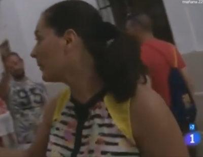 Una periodista de TVE es agredida por un grupo de taurinos durante un reportaje