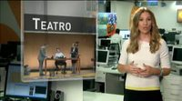 Beatriz Arias presenta La Guía de la Cultura en Antena 3