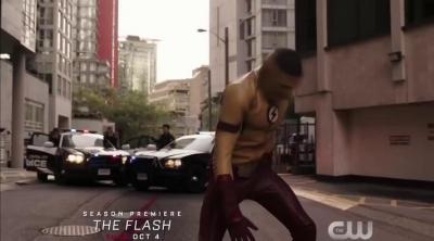 'The Flash' ya tiene tráiler de su tercera temporada