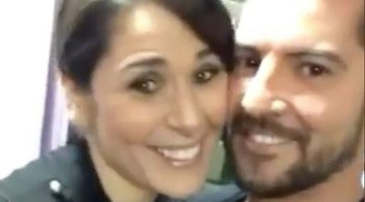 """'OT. El reencuentro': David Bisbal ensaya con Rosa López """"Vivir lo nuestro"""""""