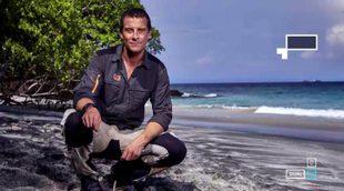 Así promociona TEN el estreno de la nueva temporada de 'La isla de Bear Grylls' esta noche