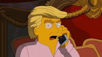 Homer Simpson votará a Donald Trump... o no