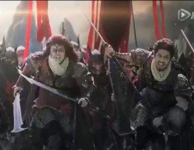 'Ice Fantasy', la versión china de 'Juego de Tronos'