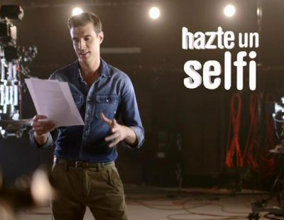Primera promo de Uri Sabat en Cuatro por su programa 'Hazte un selfi'