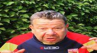 Alberto Chicote, fan del rugby, manda un mensaje muy especial a Río