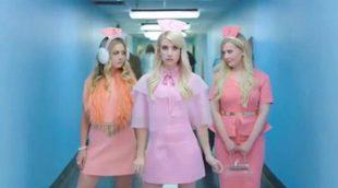 John Stamos y Taylor Lautner son dos sexys doctores en el nuevo teaser de 'Scream Queens'