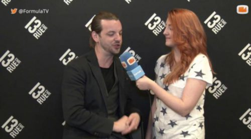 "Gethin Anthony: ""Hay planeadas hasta seis temporadas de 'Aquarius'"""