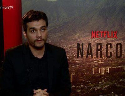 """Wagner Moura ('Narcos'): """"La guerra contra las drogas es un fracaso, deberían legalizarse"""""""