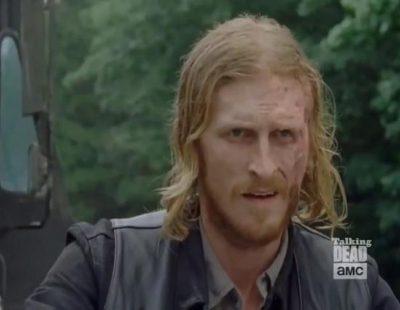 Nuevo clip de la T7 de 'The Walking Dead' revela la posible víctima de Negan