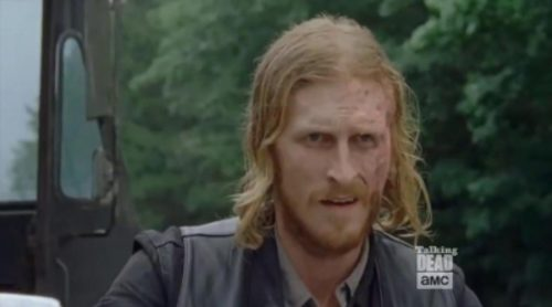 Nuevo clip de la T7 de 'The Walking Dead' revela la posible víctima de Negan