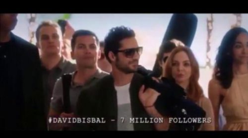 El cameo de David Bisbal en 'Jane the Virgin'