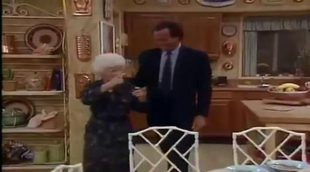 El cameo de Julio Iglesias en 'Golden Girls'