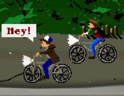 Así es la adorable adaptación a videojuego de 8 bits de 'Stranger Things'