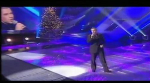 "Shayne Ward cautiva con ""That's my goal"" y gana la segunda edición de ""The X Factor"""