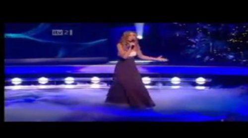 """Leona Lewis enamora con """"A Moment Like This"""" y se convierte en la tercera ganadora de """"The X Factor"""""""