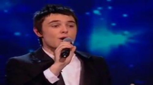 Leon Jackson se convierte en el ganador de la tercera edición de 'The X Factor'