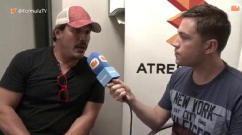 Sergio Peris-Mencheta zanja la polémica de las orgías de 'Al salir de clase': ¿Qué pasó realmente?