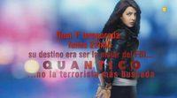 'Quantico' desvelará al verdadero terrorista en el último capítulo de la primera temporada en Cuatro