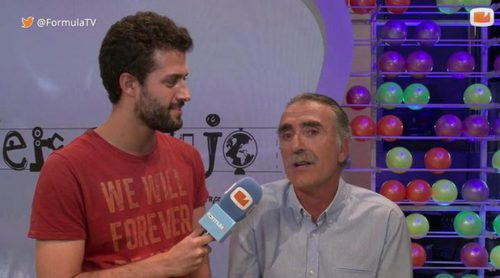 """Juan y Medio: """"Me negué a presentar un sucedáneo de 'En la tuya o en la mía"""""""