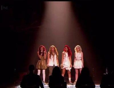 """Little Mix emocionan con su versión de """"Cannonball"""" y ganan """"The X Factor"""""""