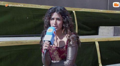 """Inma Cuesta ('Águila Roja'): """"Me hubiese gustado que la relación de Margarita y Gonzalo no se hubiese alargado tanto"""""""