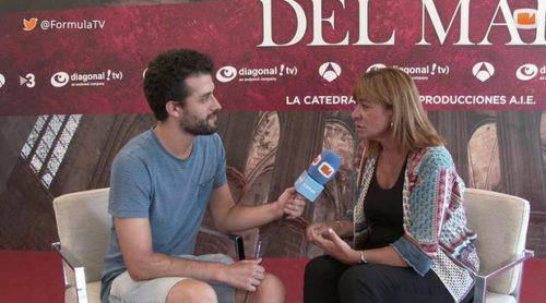 """Sonia Martínez: """"Si 'Vis a vis' hubiese tenido un capítulo más habría cerrado de otra manera"""""""