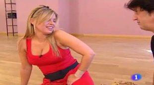 Terelu Campos baila merengue en 'Mira quién baila'