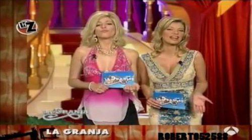 Terelu Campos se enfrenta a su imitadora en 'Homo Zapping'