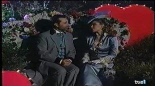 """Terelu Campos, José Manuel Parada, Concha Galán y Jose Toledo cantando """"El día de los enamorados"""""""