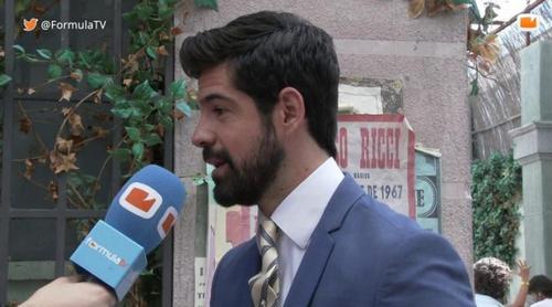 """Miguel Ángel Muñoz: """"'Masterchef Celebrity' ha sido un super reto. Se le han dedicado muchas horas"""""""