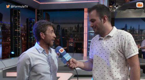 """Pablo Motos: """"Hay una posibilidad secreta de hacer otro programa en Atresmedia"""""""
