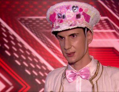 La pareja que se separó por un pollo mal cocinado se reencuentra en 'The X Factor'
