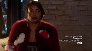 'Empire': Cookie se prepara para la lucha en el avance de la tercera temporada